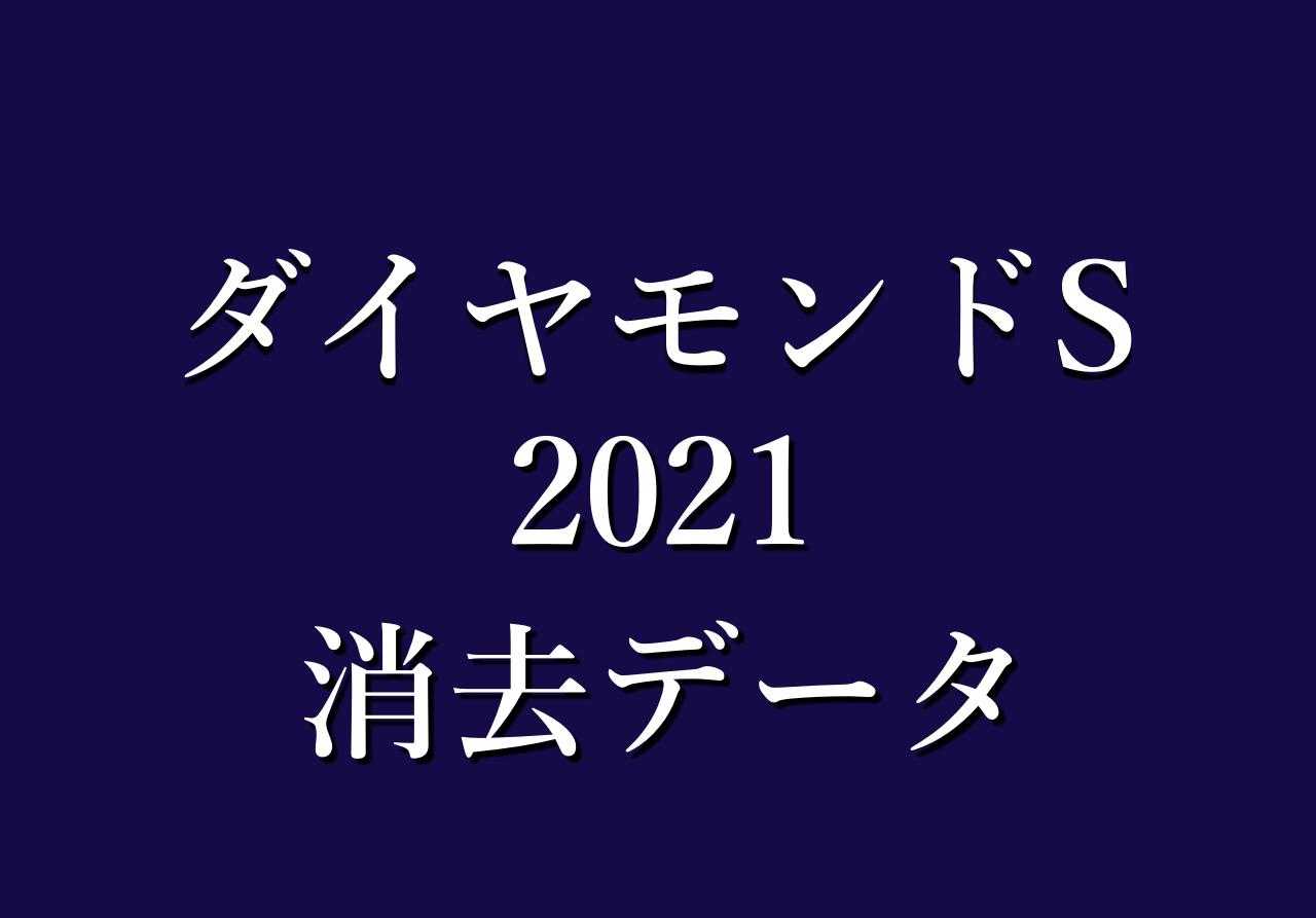 ステークス 2021 ダイヤモンド